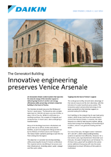 DEU129_Venice Arsenale__10july14_Press Release